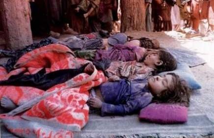 Afghanistan-Victims-of-a-February-2012-US-air-strike-that-killed-8-children-in-Kapisa-Afghanistan.
