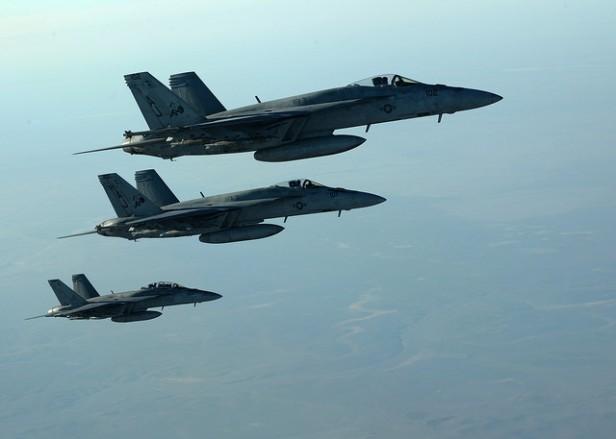 SyriaAirStrikesDOD