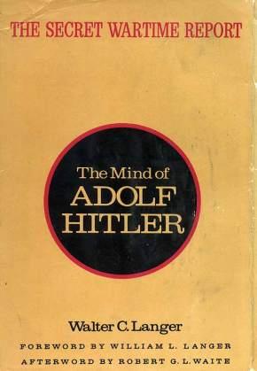 Mind of Adolf Hitler - front cover