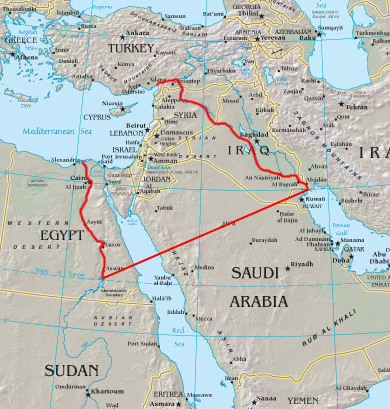 The-Zionist-Plan-for-the-Middle-East