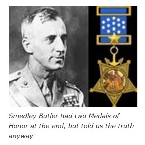 Smedley Butler