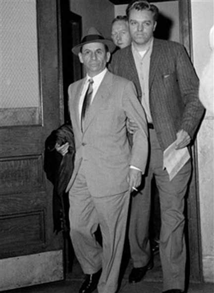 Jewish Mobster Meyer Lansky